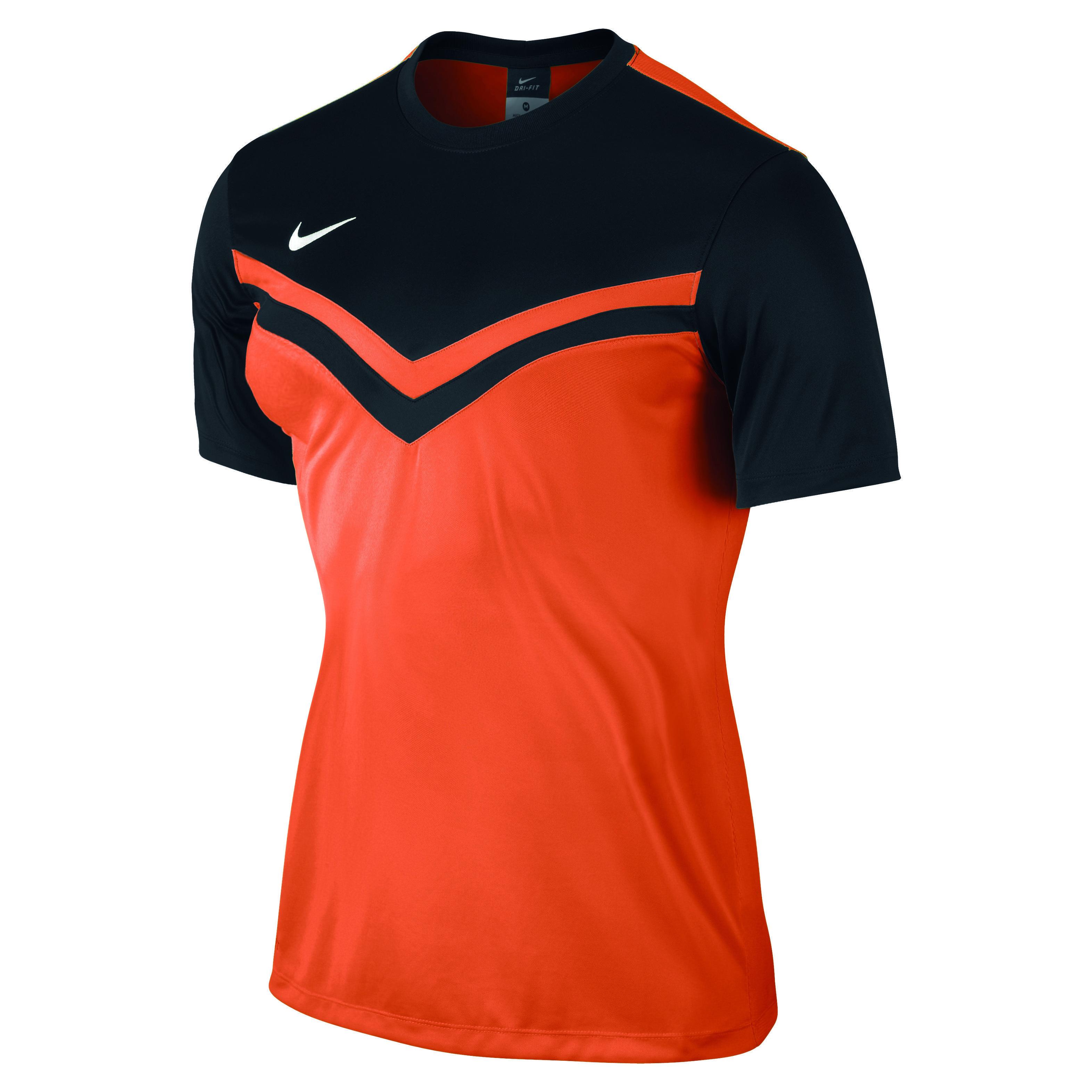 sports shoes a4f56 5d767 Women's Victory II Jersey (Orange/Black)