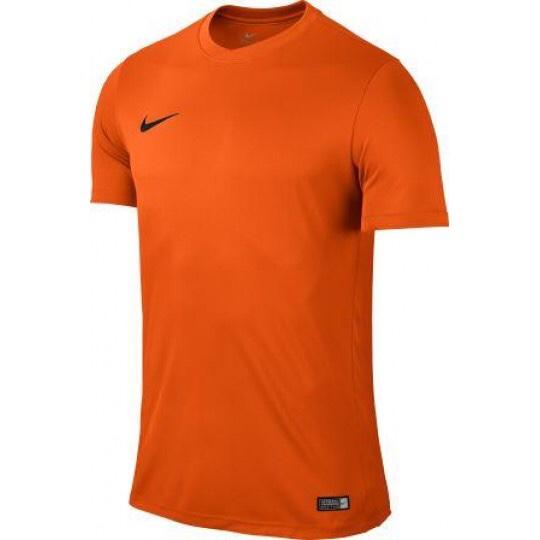 4026f6ca70a Nike Park VI Jersey (Orange) - The Football Factory