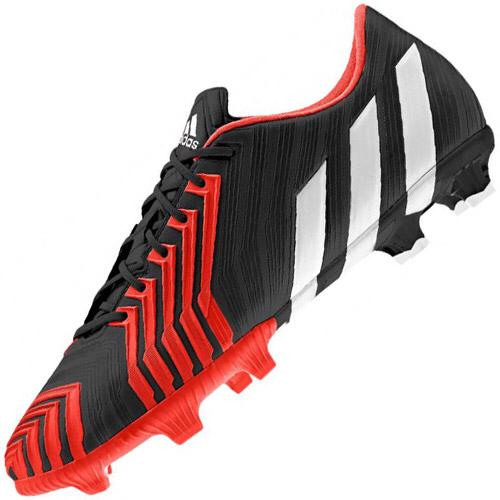 bbd6cc3f8a3 Adidas Predator Instinct FG Junior (Black Red White) - The Football ...