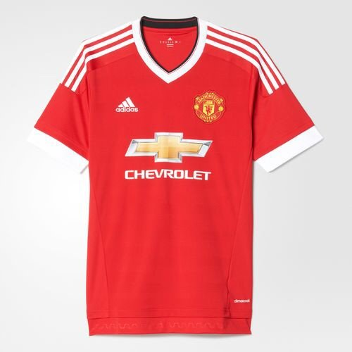 reputable site 10a3b 37490 Manchester United FC Home Kit 15/16