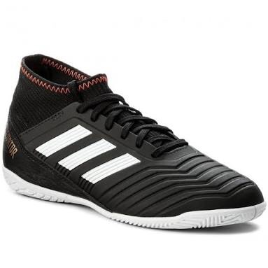 Adidas Predator Tango 18.3 IN Junior (Black White) - The Football Factory 3ec286c9e