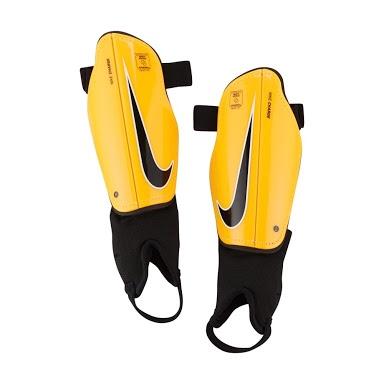 Nike Charge Shinguards (Yellow) - The Football Factory d45da8ec9523