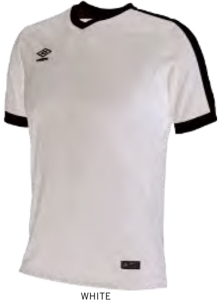 caeb2db90293 Umbro Velocity Knit Jersey (White Black) - The Football Factory