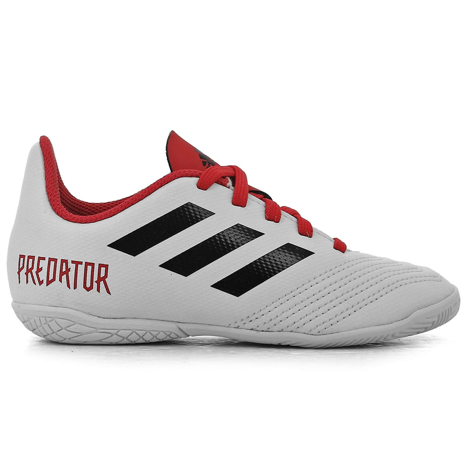 5d08c43bbd2d Adidas Predator Tango 18.4 TF Junior (White Red Black) - The Football  Factory