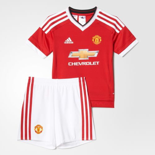 premium selection ada0a 5fb81 Manchester United FC Home Baby