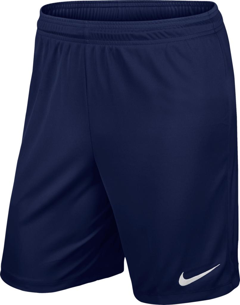 Nike Youth Park II Knit Short (Navy
